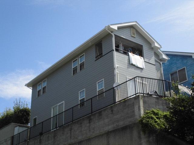 尾道市 T様 屋根・外壁塗装工事 SK化研 プレミアムシリコン (2018.09.07)