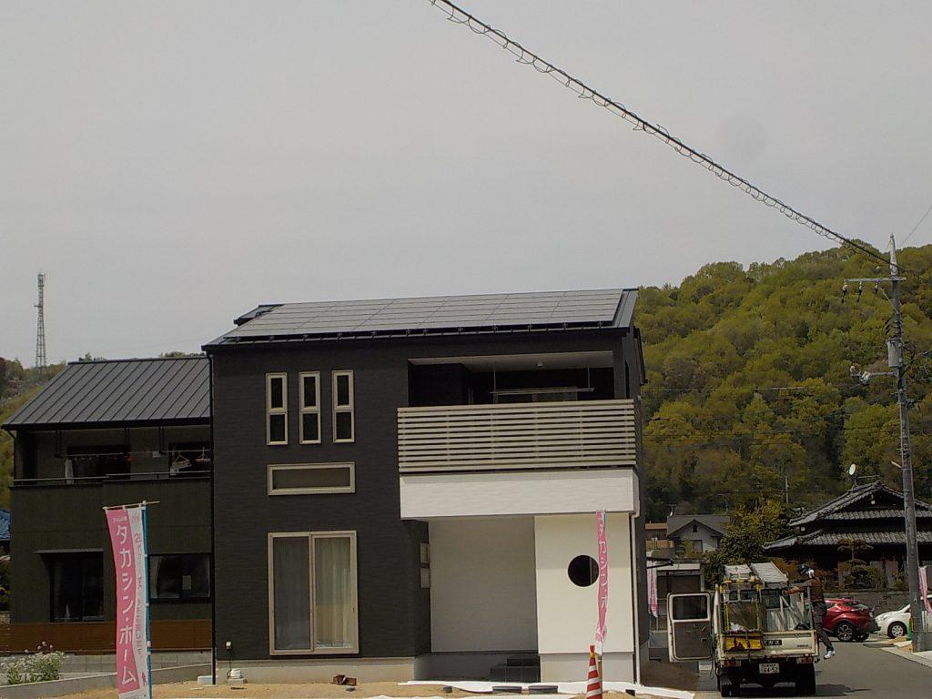 尾道市 T様 ソーラーフロンティア 6.66kw (2018.09.16)
